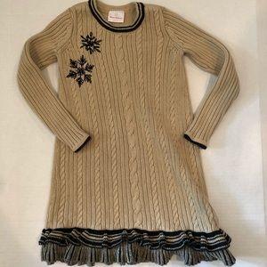 Hanna sweater dress